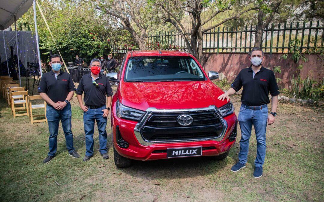Guatemala: Esto es lo nuevo en el pick up Hilux y Fortuner