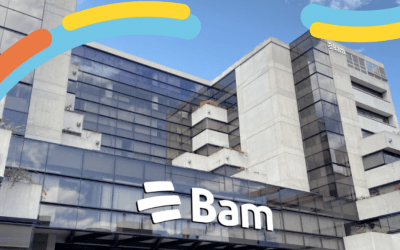 Bam y todo Grupo Bancolombia evolucionan su imagen