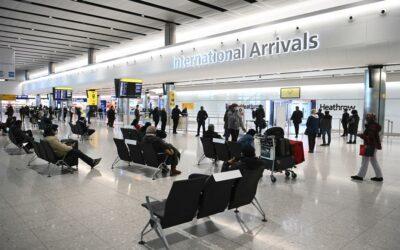 Reino Unido revelará su lista de países «seguros» para viajar