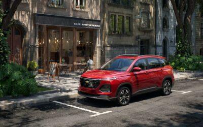 Chevrolet Captiva 2022 llega a Centroamérica y Caribe