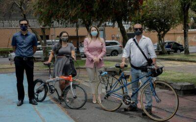 Costa Rica: Cosevi invierte ¢456 millones en infraestructura segura para ciclistas