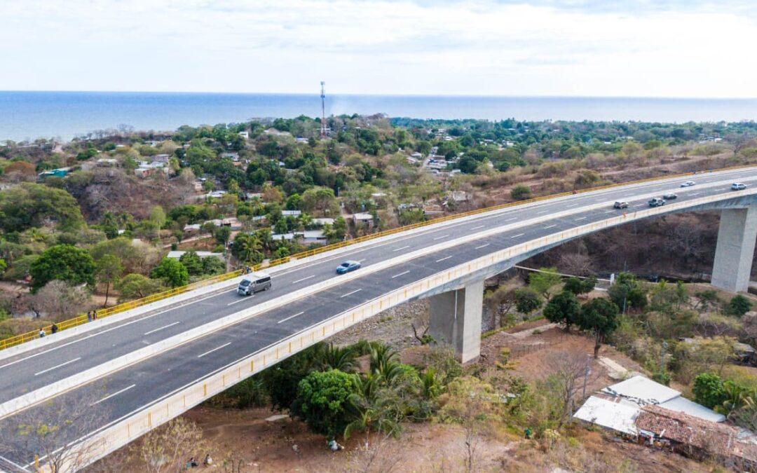 Inversión de El Salvador en proyectos de infraestructura en la zona costera asciende a más de US$12 millones