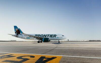 Frontier Airlines regresa a Costa Rica a partir de julio con vuelos sin escalas desde Miami y Orlando