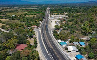 Gobierno de Honduras acelera el pulso para dejar las mejores carreteras de la región