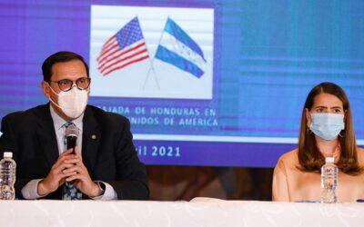 Instalación de 5 mesas de trabajo consolida relaciones bilaterales entre Honduras y EE.UU.