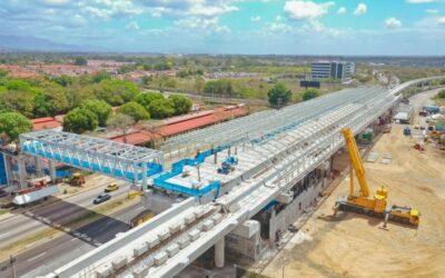 Panamá: Proyecto Ramal de la Línea 2 presenta un avance de 68%