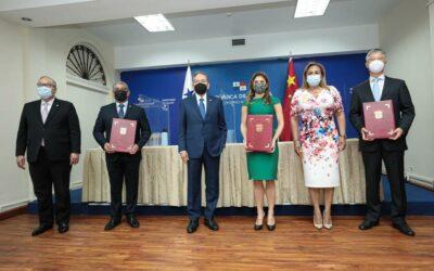 Panamá recibe donación de China para reforzar la lucha contra el Covid-19