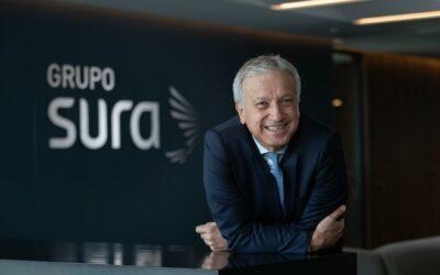 Grupo SURA aprobó distribuir US$99 millones como dividendo ordinario, 3.5% más que en 2020