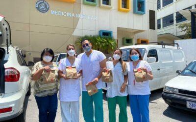 Costa Rica: Arcos Dorados donará 600 almuerzos de McDonald's a personal de salud