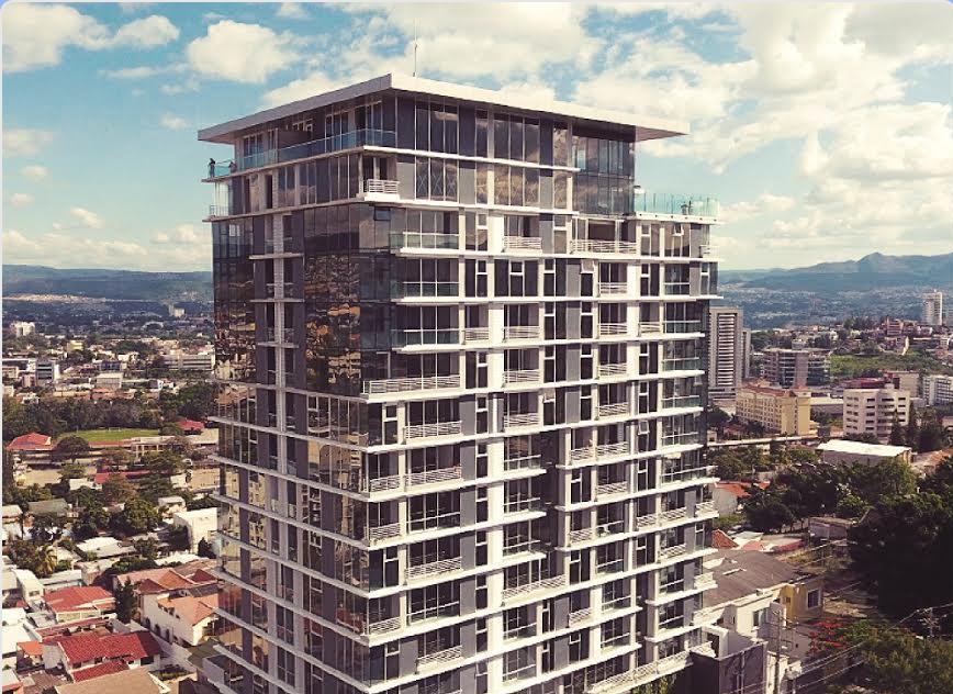 Inauguran Torre de apartamentos NIVO en la capital hondureña
