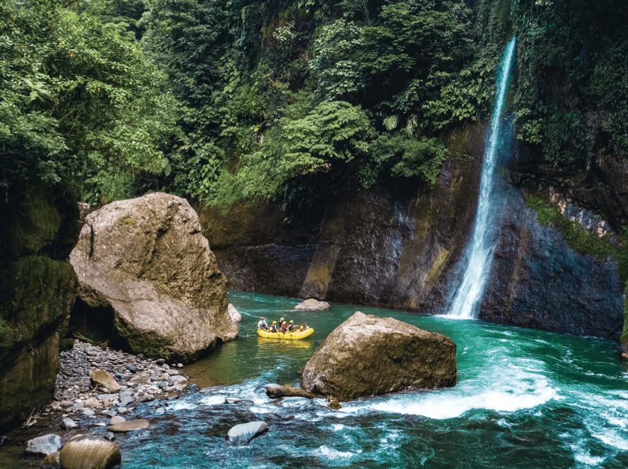 Costa Rica, un país pequeño con mucho potencial