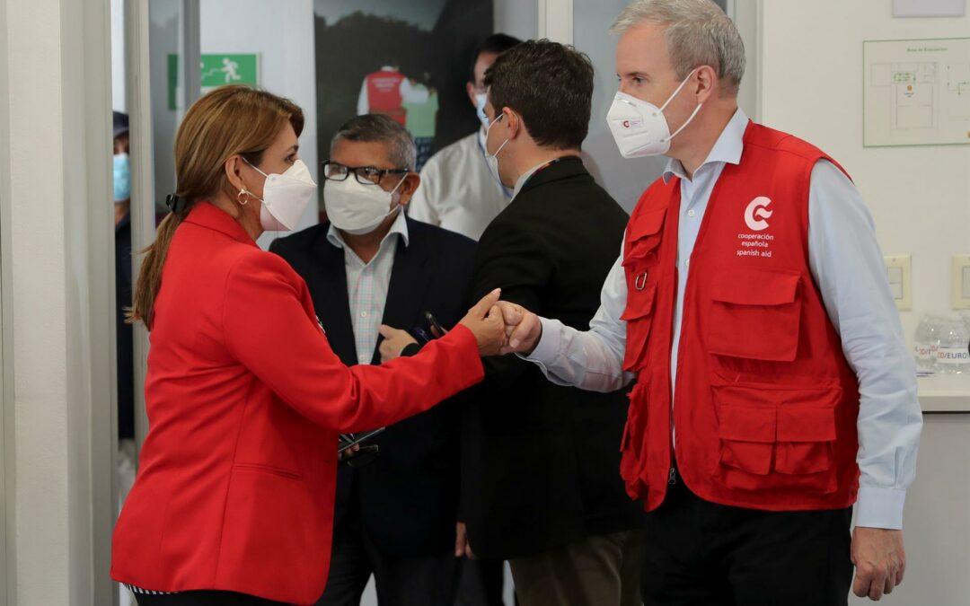 Cooperación española y la UE apoyarán la seguridad alimentaria en Honduras