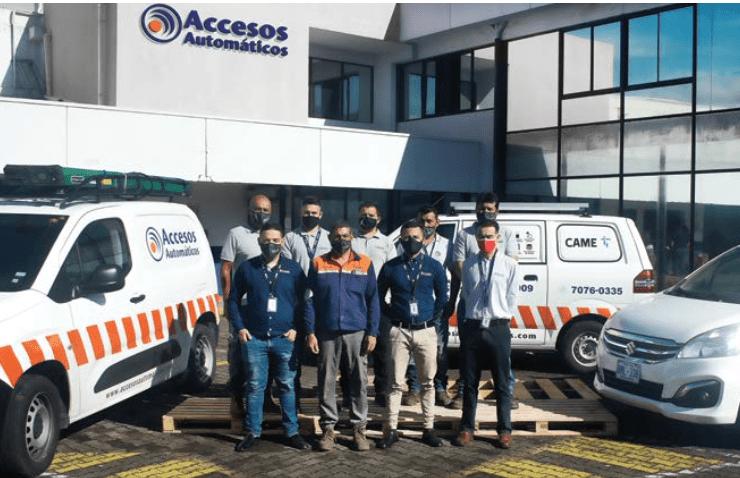 Accesos automáticos: Liderazgo en expansión