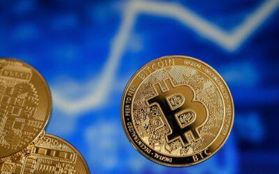 Bitcóin baja de los US$30.000  por primera vez desde enero