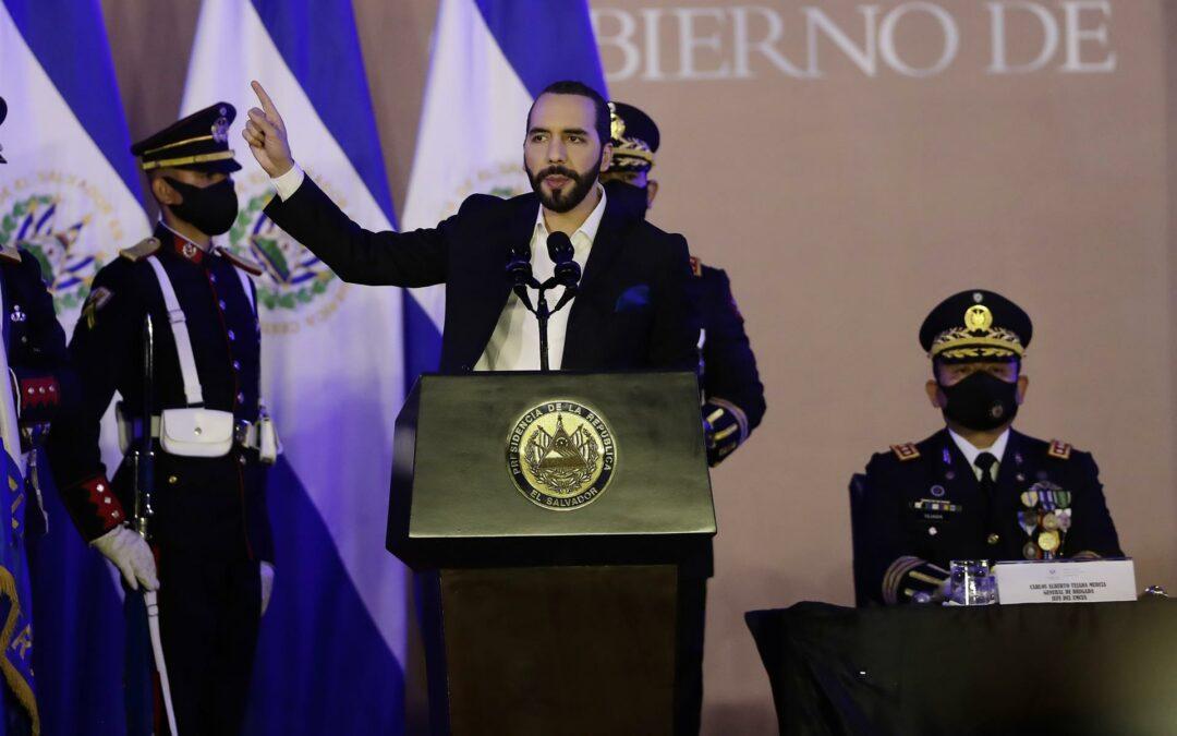 Gobierno de Bukele representa un cambio positivo para El Salvador, según sondeo