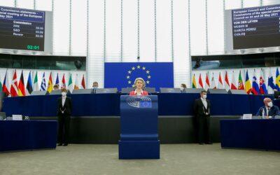 Bélgica dice adiós a las mascarillas y el Parlamento Europeo aprueba el certificado del coronavirus