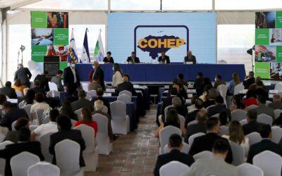 Sector privado de Honduras entrega una propuesta a los candidatos presidenciales