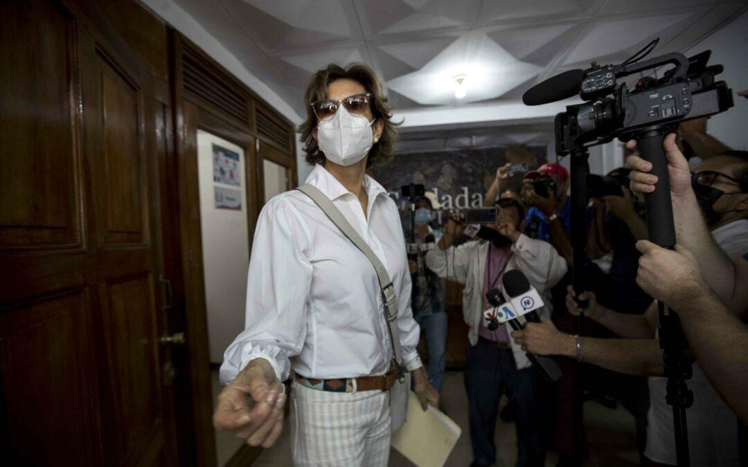CIDH urge a Nicaragua a liberar precandidatos presidenciales arrestados