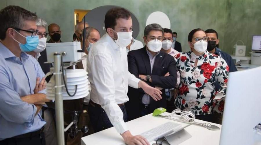 Honduras avanza hacia innovación tecnológica de primer nivel