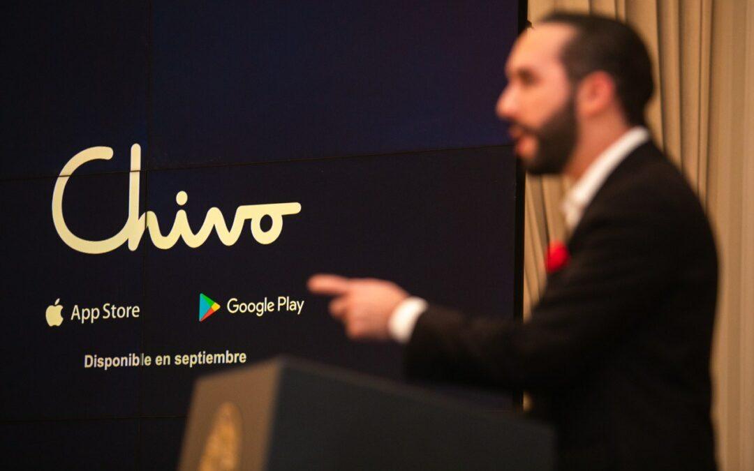 El Salvador crea billetera digital «Chivo»  donde se podrán manejar dólares y bitcoines