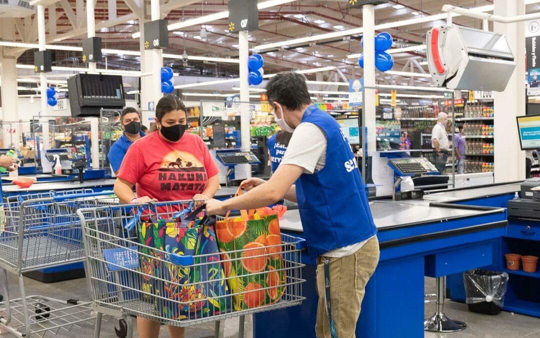 Ventas de las Pymes en Walmart crecen un 3% más con respecto al 2020