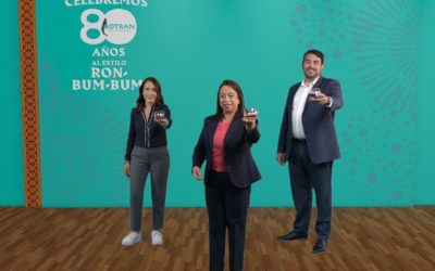 """Para celebrar el aniversario 80 de la marca, Licores de Guatemala lanza """"Botran Edición Aniversario"""""""