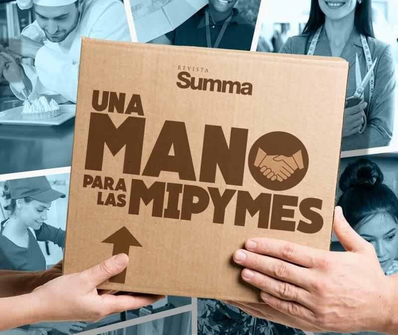 Revista Summa apoya a las mipymes sin ningún costo