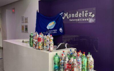 Mondelēz recibe reconocimiento por sus logros ambientales