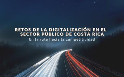 Nueve recomendaciones de políticas públicas para avanzar en el desarrollo de una Costa Rica digital