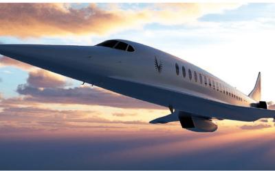 Vuelos supersónicos, el futuro de la aviación comercial