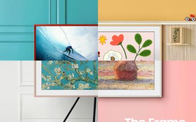 Samsung en The Frame: 5 cosas que necesitas saber para disfrutar de obras pictóricas en la pantalla