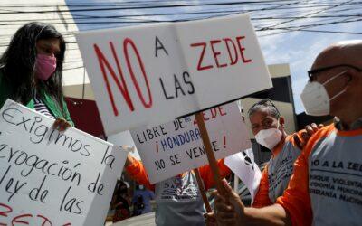 Presentan una iniciativa ciudadana para derogar Zonas de Empleo en Honduras