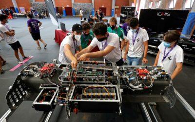 Presentan los prototipos más innovadores del Hyperloop, el transporte del futuro