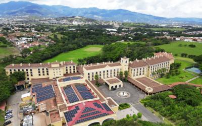 Hotel Costa Rica Marriott Hacienda Belén: primero de la cadena con una micro-red en LATAM