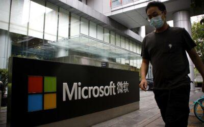 EE.UU., la UE y la OTAN acusan a China del hackeo global a Microsoft
