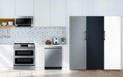 Samsung diseña electrodomésticos acordes al estilo de vida de cada consumidor