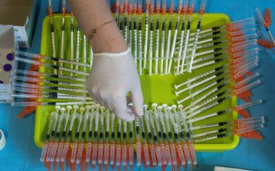 Guatemala recibirá este martes tres millones de vacunas donadas por EE.UU.