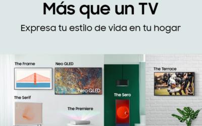 La novedosa serie de TV Lifestyle de Samsung se reinventa en 2021