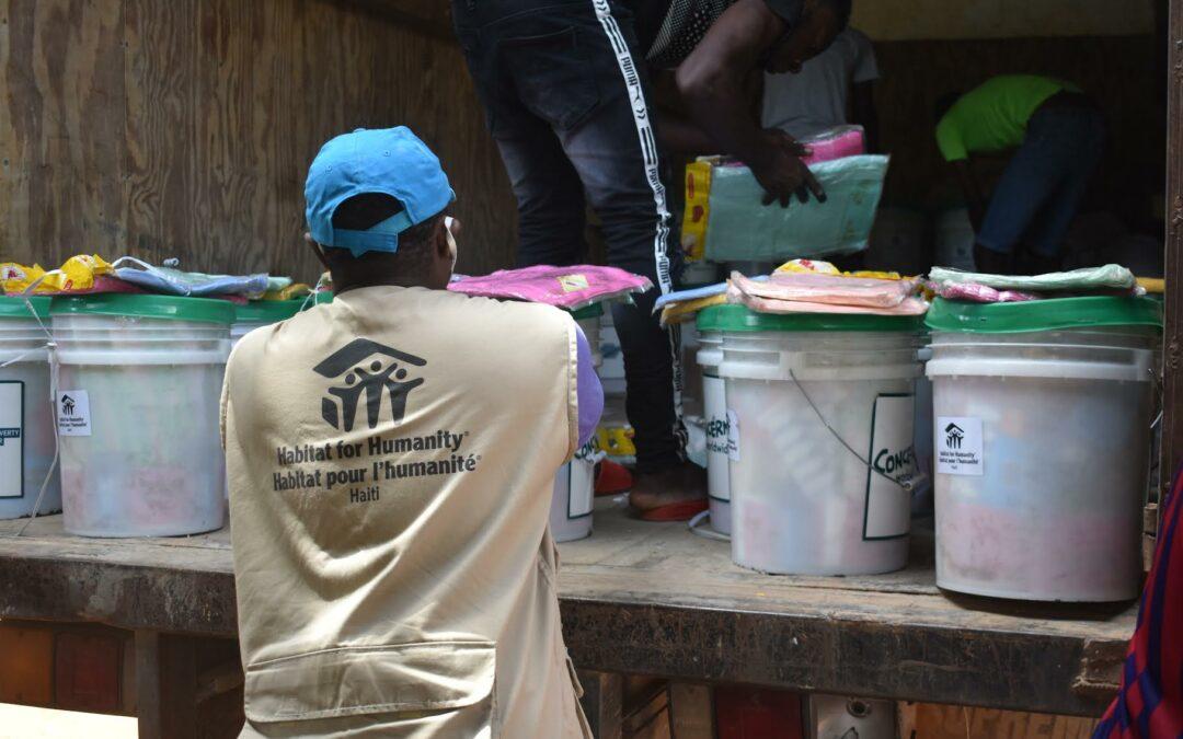 Terremoto en Haití: comienza a llegar la ayuda al país caribeño