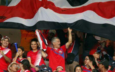 Costa Rica permitirá 3.000 aficionados para los partidos de la eliminatoria