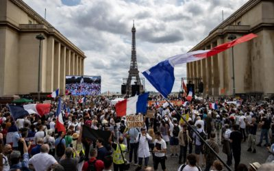 Francia se prepara para afrontar la obligatoriedad del certificado sanitario