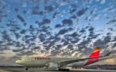 Iberia recupera su vuelo diario con Costa Rica