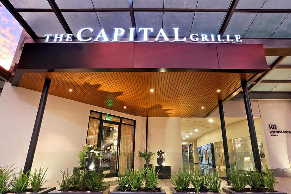 Restaurante de origen estadounidense de alta cocina, The Capital Grille, llega a Costa Rica