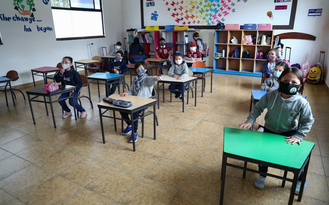 Casi 86 millones de menores de Latinoamérica aún no van a la escuela, según UNICEF