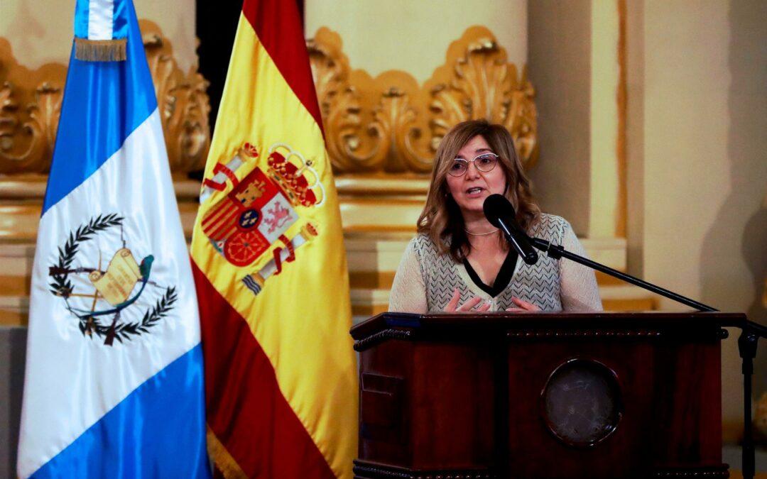 España y Guatemala firman un nuevo marco de cooperación por 80 millones de euros