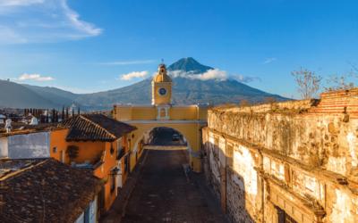 Guatemala impulsa su café y al país como destino turístico
