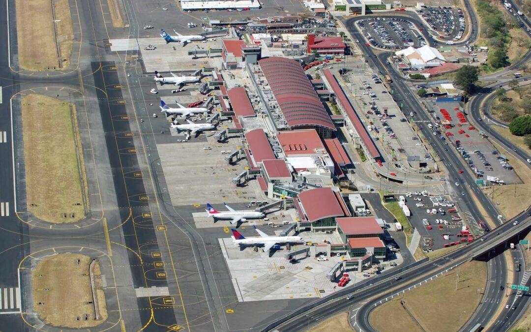 Costa Rica: Aeropuerto Juan Santamaría ratifica certificación internacional por reducción de emisiones de carbono