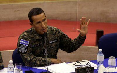 El Salvador incorporará en octubre a 1.400 militares más a plan de seguridad