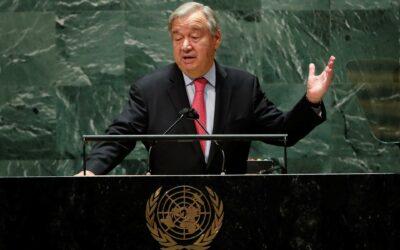 ONU pide 1,2 billones al año para protección social en los países pobres