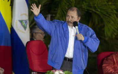 Ortega felicita a Putin por su «gran triunfo» en las elecciones legislativas rusas
